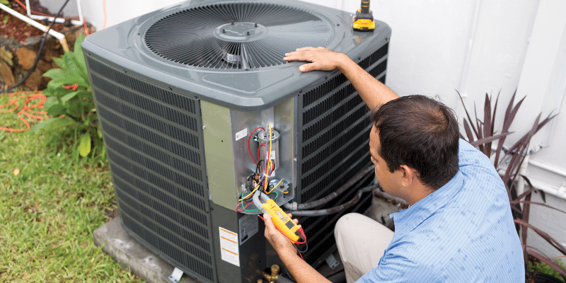 Heat Pump Installation in Seminole County, Florida